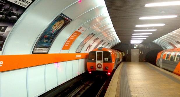 Glasgow'n metro